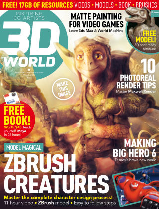 3D World March 2015