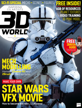 3D World May 2015