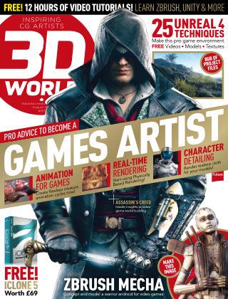 3D World August 2015