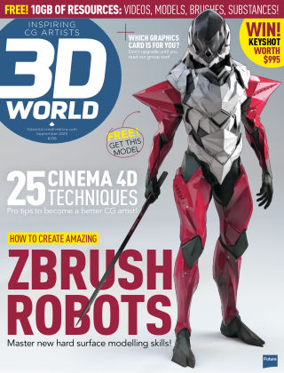 3D World September 2015