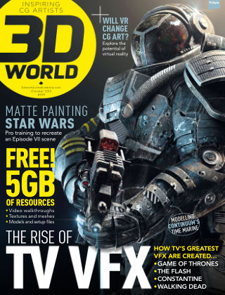 3D World October 2015