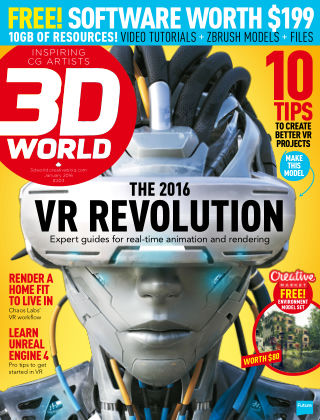 3D World January 2016
