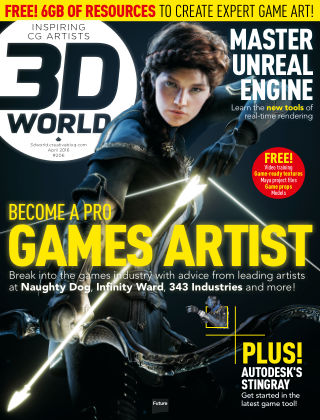 3D World April 2016