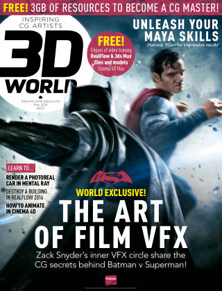 3D World May 2016