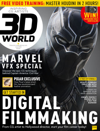 3D World July 2016