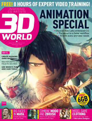 3D World September 2016