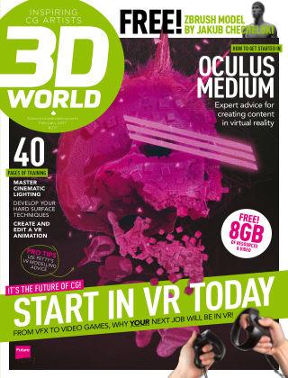 3D World February 2017