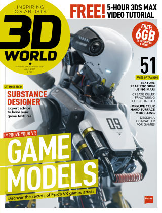 3D World April 2017