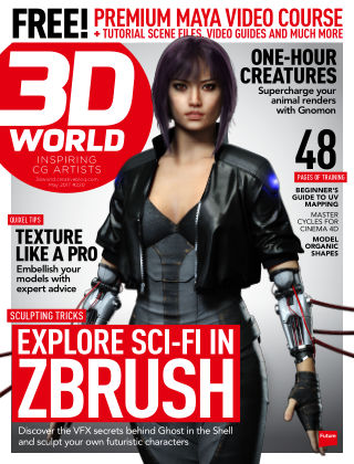 3D World May 2017