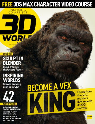 3D World June 2017