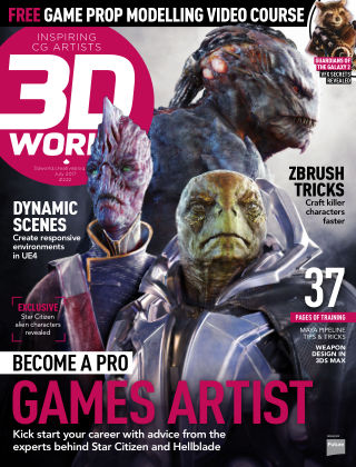 3D World July 2017