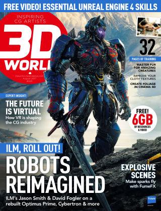 3D World August 2017