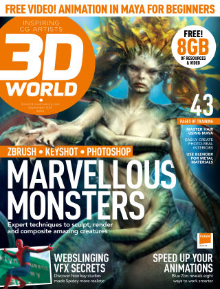 3D World September 2017
