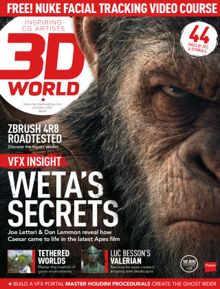 3D World October 2017