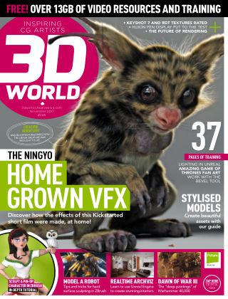 3D World November 2017