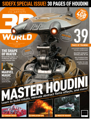 3D World March 2018