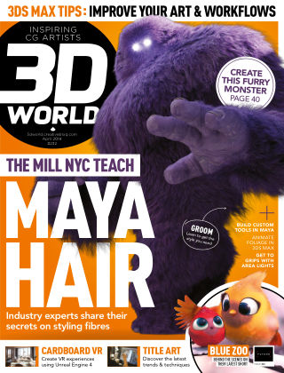 3D World April 2018