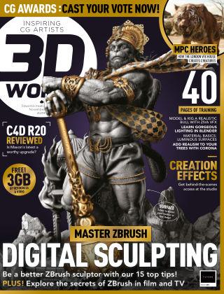3D World November 2018