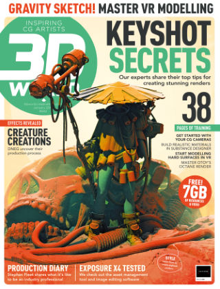 3D World Issue 242