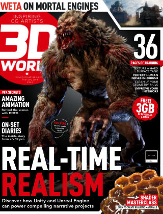 3D World Issue 243