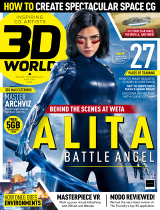 3D World Issue 245