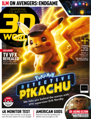 3D World Issue 249