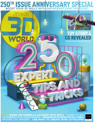 3D World Issue 250