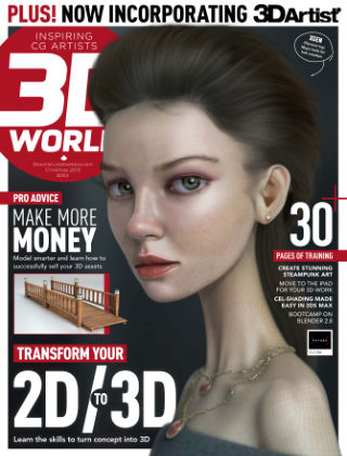 3D World Issue 254