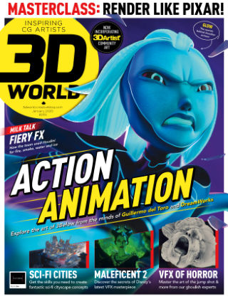 3D World Issue 255