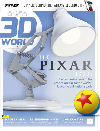 3D World Aug 2020
