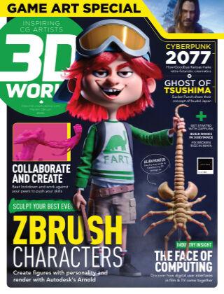 3D World December 2020