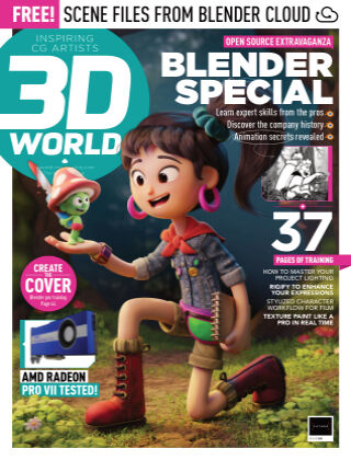 3D World Issue 268