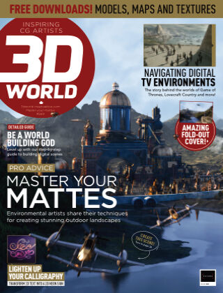 3D World Issue 269