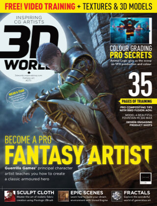 3D World Issue 270
