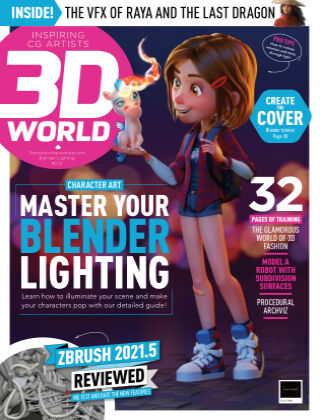 3D World May 2021