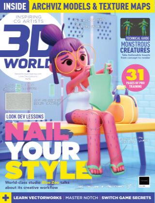 3D World September