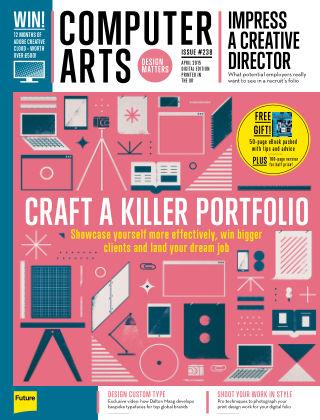 Computer Arts April 2015