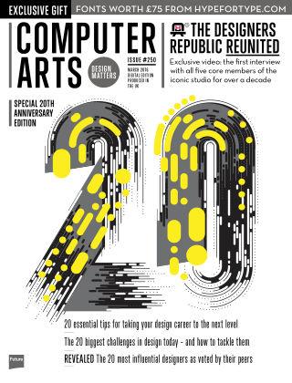 Computer Arts March 2016