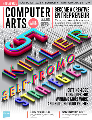 Computer Arts Spring 2016