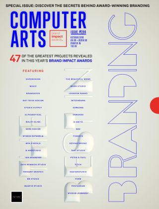 Computer Arts Oct 2018