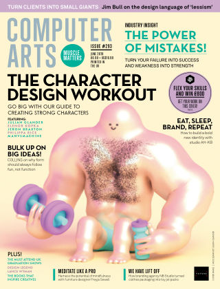 Computer Arts Issue 293