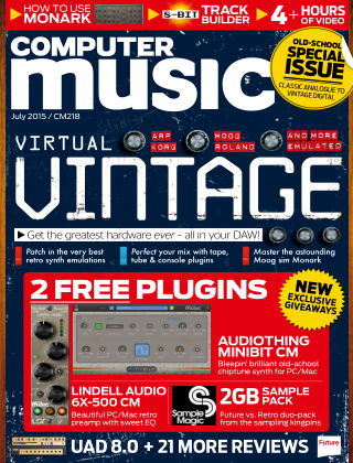 Computer Music July 2015