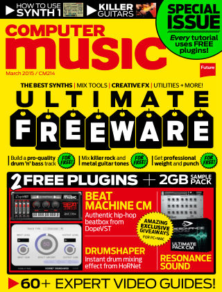 Computer Music March 2015