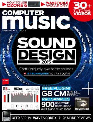 Computer Music February 2014