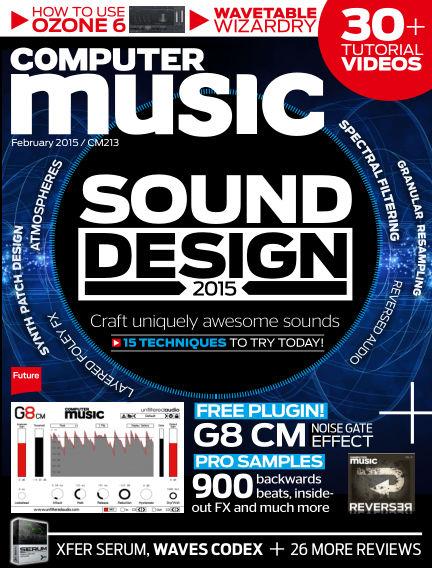 Computer Music December 31, 2014 00:00
