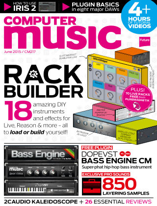 Computer Music June 2015