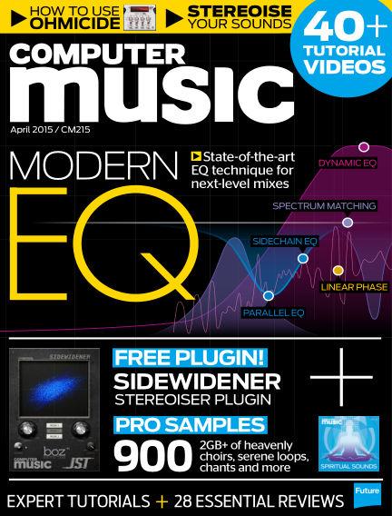 Computer Music February 25, 2015 00:00