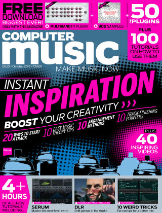 Computer Music October 2015