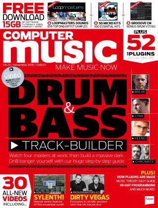 Computer Music November 2015
