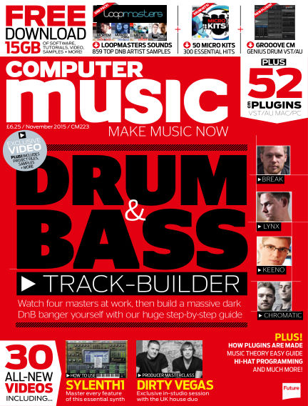 Computer Music October 07, 2015 00:00